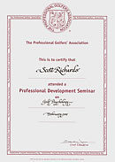 Professional Development Psychology Certificate